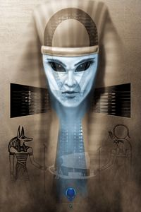 Ankh - The Art of Erik Stitt