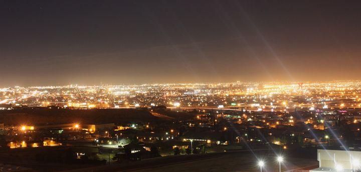 City Lights - Hannah Abi