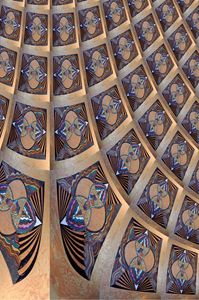 Sacred Construction - Ceiling (BL