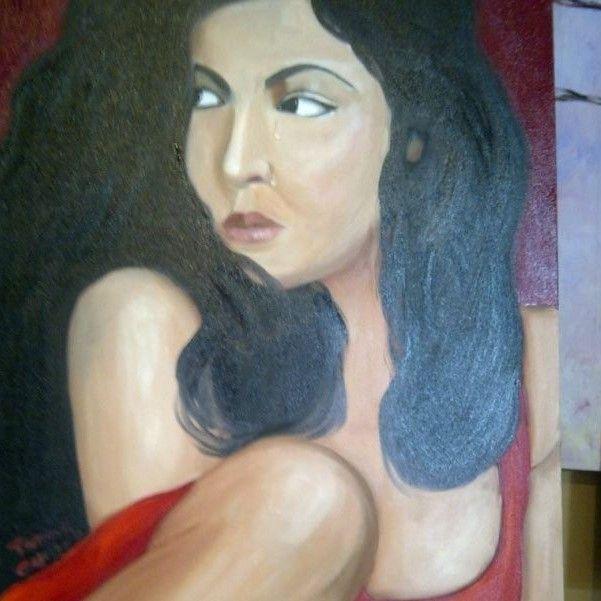 Power Fear Look - Tamar Gargir's Art