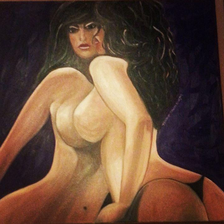 """miami nights"" - Tamar Gargir's Art"