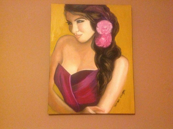 Dos Rosas - Tamar Gargir's Art