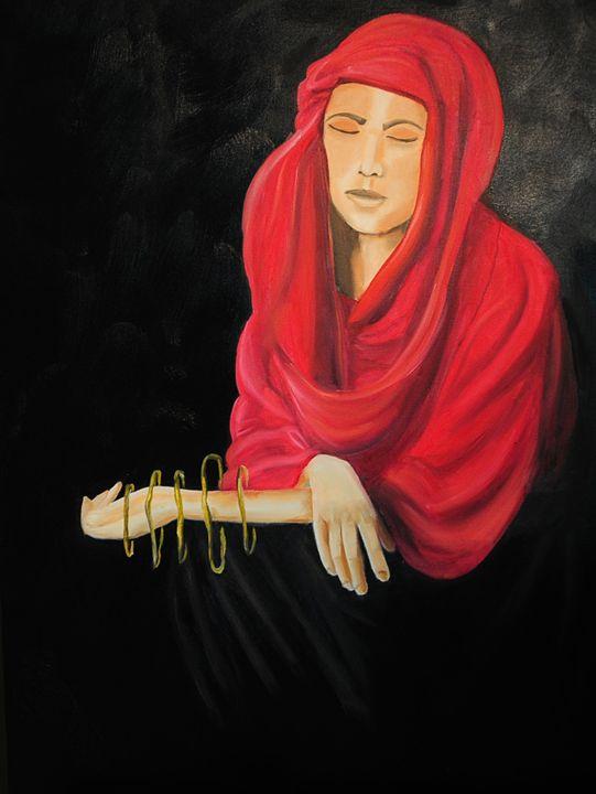Deep Reflection - Tamar Gargir's Art
