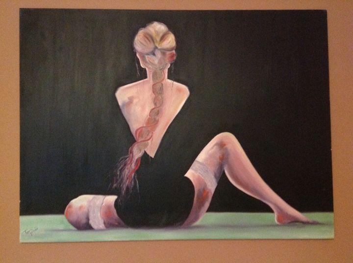 Ballet Girl - Tamar Gargir's Art