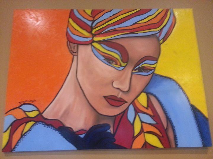 Sophia - Tamar Gargir's Art