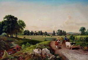 Country view #103 - Richard Zheng