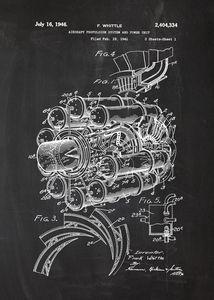 1941 Aircraft Propulsion System