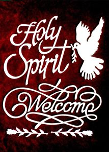 Holy Spirit Welcome