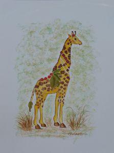 Botanical Giraffe