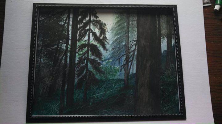 Mistie Woods - serenity colors gallery