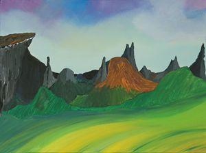 Cliff Peaks
