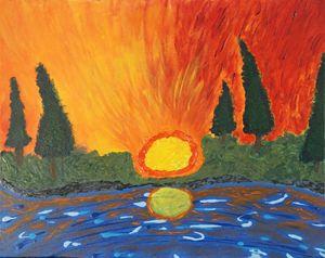 Orange Sky's