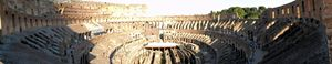 Panorama of the Colosseum - Elise Heisler