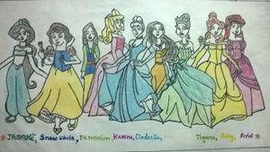 Disney-Barbie