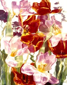 Wild Flower Ice Series 1