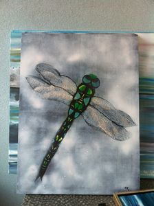 """bug series """"dragonfly"""""""
