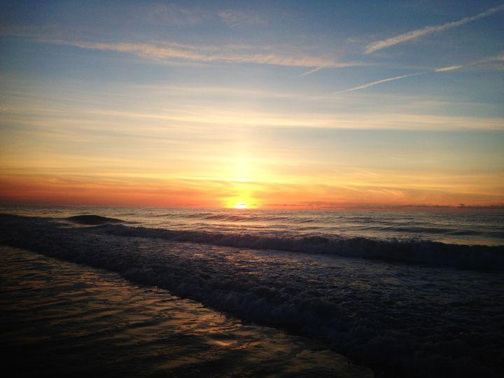Atlantic Sunrise - Nick Degennaro