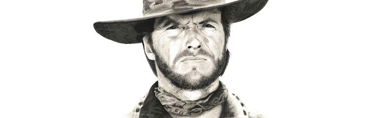 'Clint Eastwood' - Mercedes Victoria