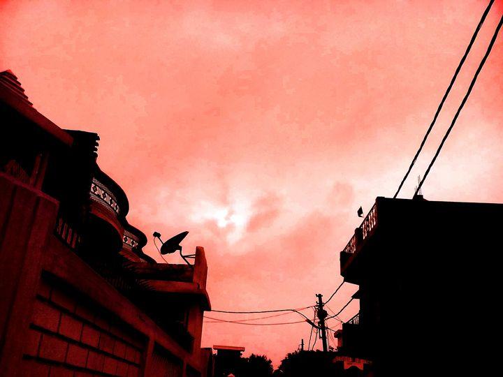 Skyline - Sneha cosmosian