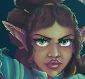 Spice Princess Art
