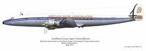 Lockheed L1049 Super Constellation - Fine Aircraft Profiles