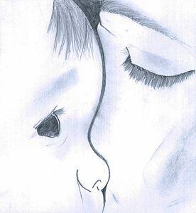 BABY KISS MOM