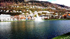 Beautiful Bergen - Summer - Byparken