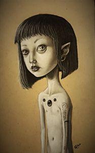 girl - Gilca O'ferral