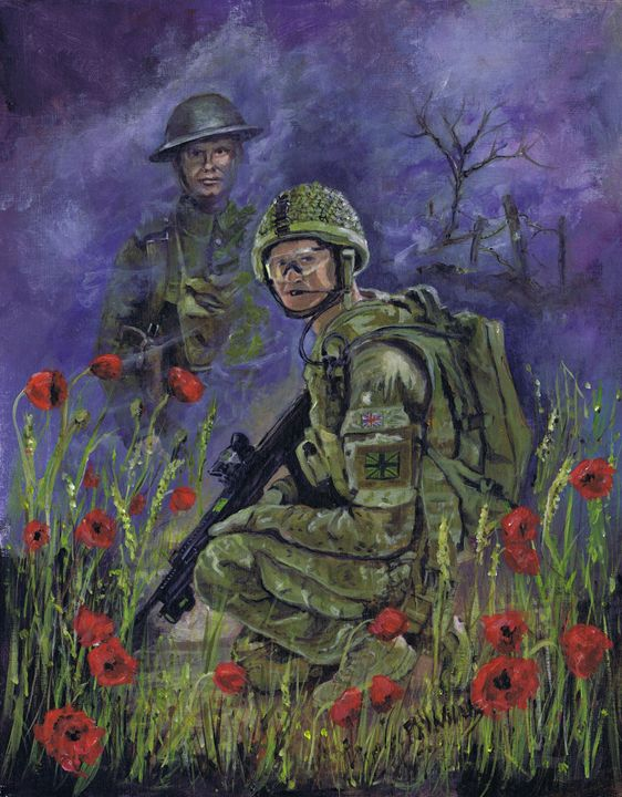 Remembrance - Phil Willetts