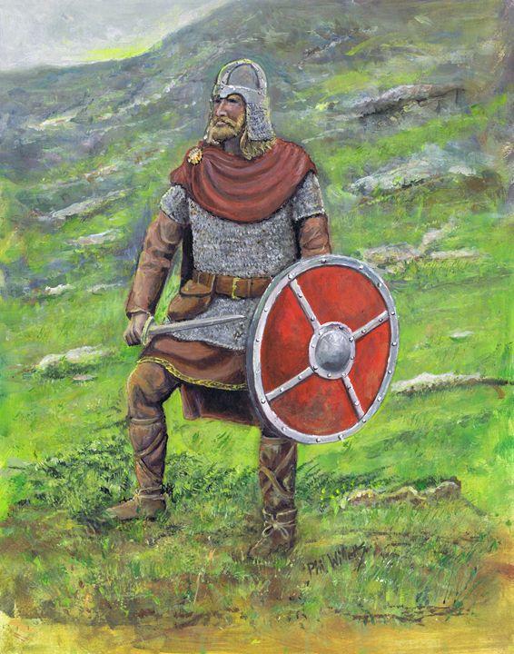 Viking Warrior - Phil Willetts