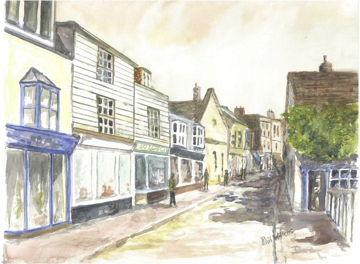 Whitstable High Street - Phil Willetts