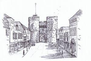 Westgate Tower St Dunstans Street