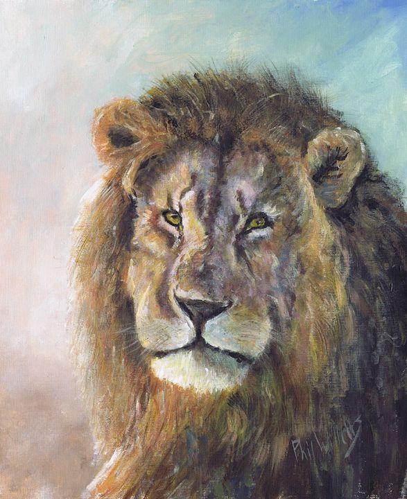 The Lion sleeps tonight - Phil Willetts