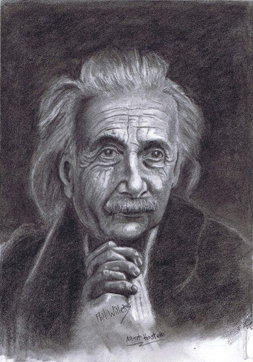 Albert Einstein e mc2 - Phil Willetts