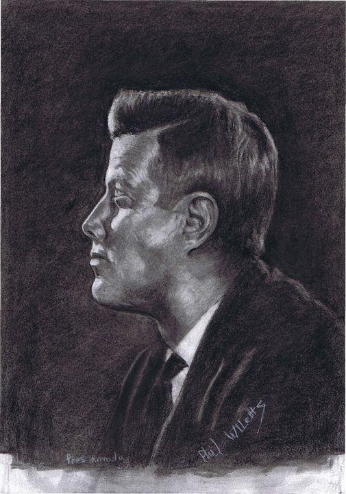 President John F Kennedy - Phil Willetts