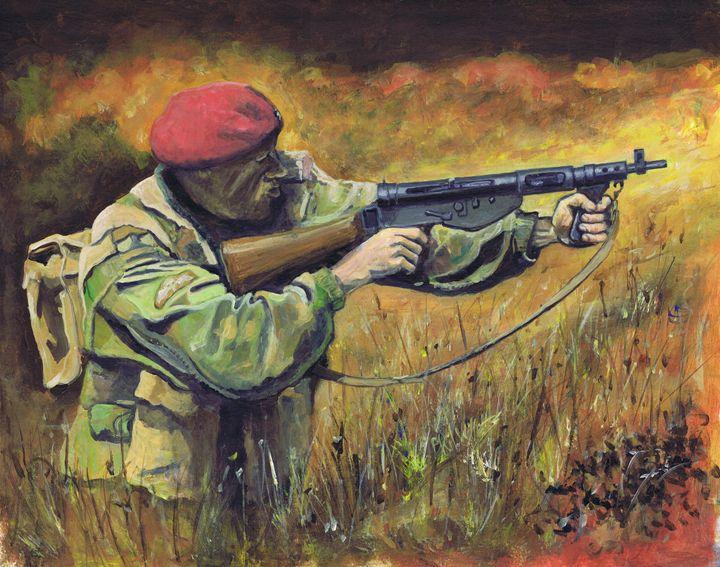 Ambush - Phil Willetts
