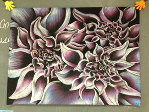 A Pastel Creation