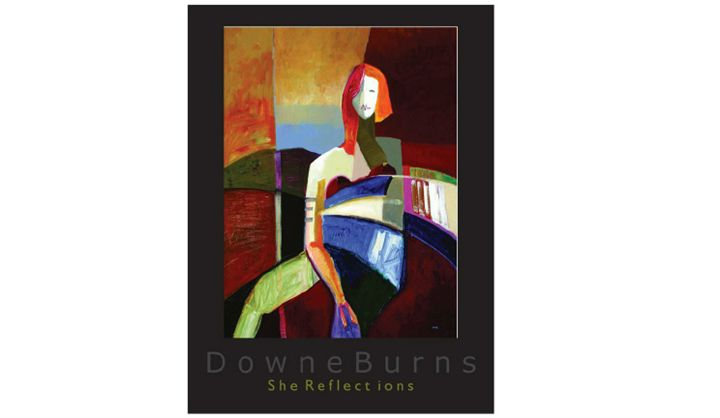 She Reflections - Downe Burns Gallery