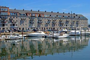 Waterfront Reflection