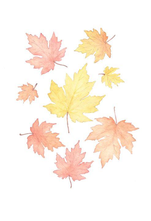 Autumn Maples - Jesika Way