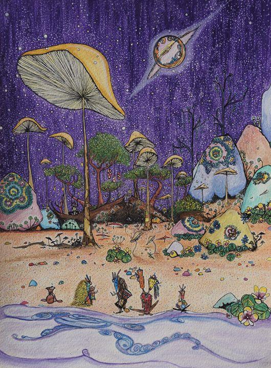 Magic's Esporos - Torrences' Arts