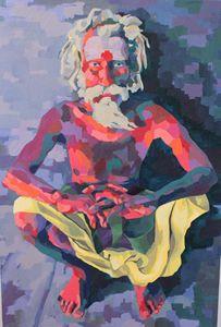 Indian man, figure
