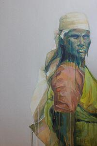 Indian woman, figure