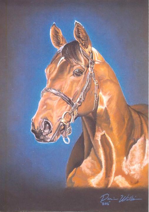 Horse - D. Williams