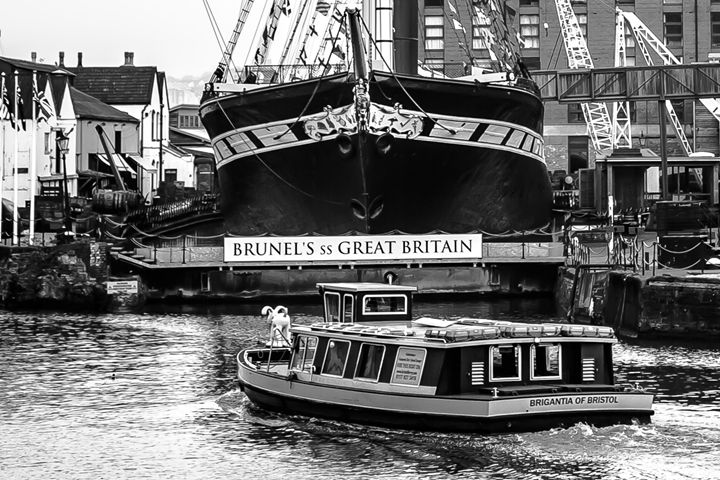 SS Great Britain - Henry Harrison