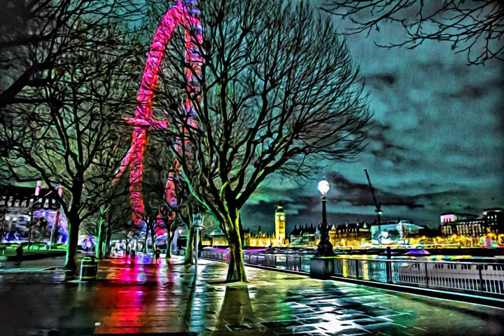 London Eye - Henry Harrison