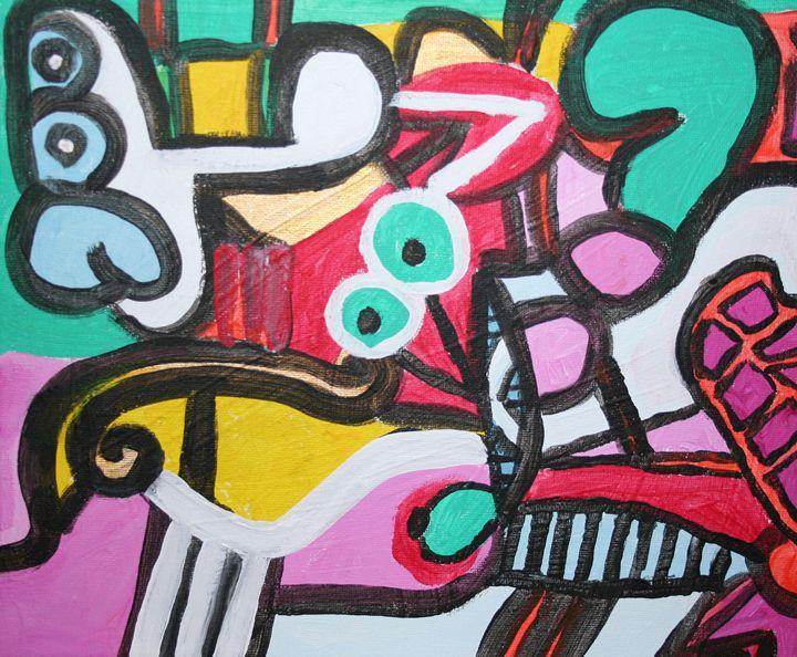 untitled 40 - VickiJane Paintings