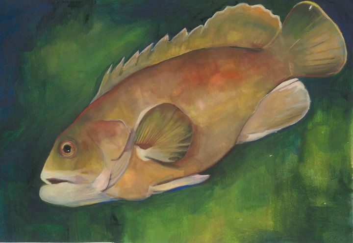 Deep Waters - Guglielmi Fine Art