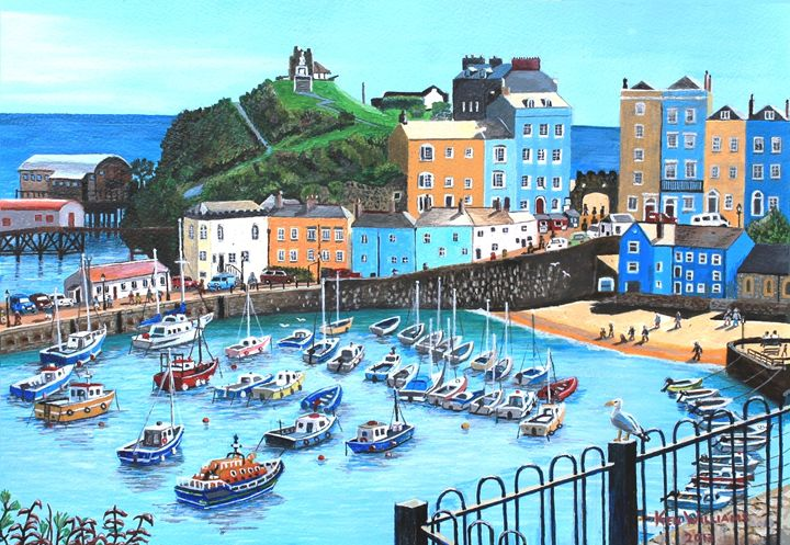 Tenby - Kenvyn H. N. Williams
