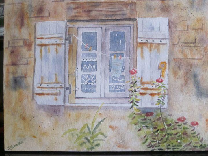 A la fenêtre - isalix